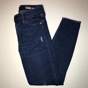Distressed GAP Jeans Size 27